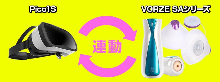 VR連動グッズA10サイクロンSAとU.F.O. SAで本当のVR体験